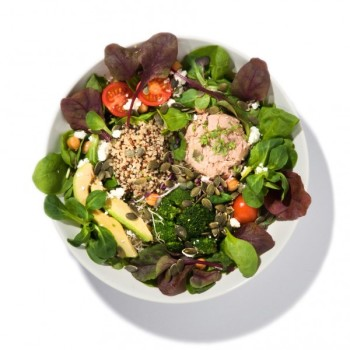 High Protein Bowl