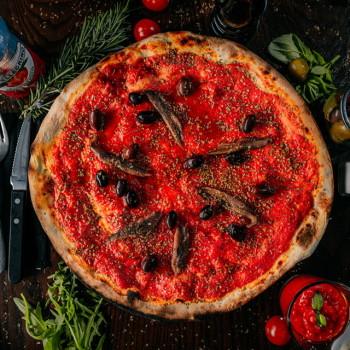 Pizza Rossa Napoli