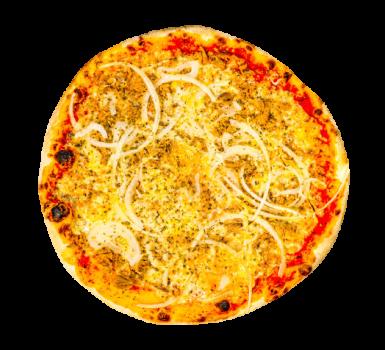 Pizza Tonno e Cipolla 24cm