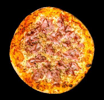 Pizza Tonno e Prosciutto 24cm