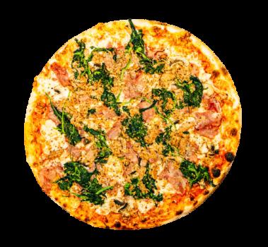 Pizza Mista 24cm
