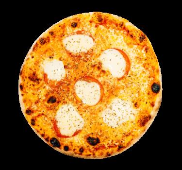 Pizza Tomaten Mozzarella