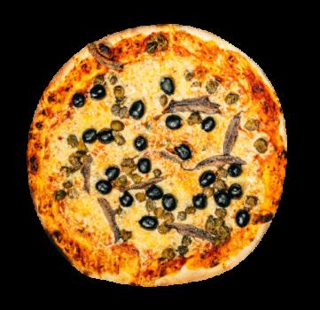Pizza Napoli 24cm