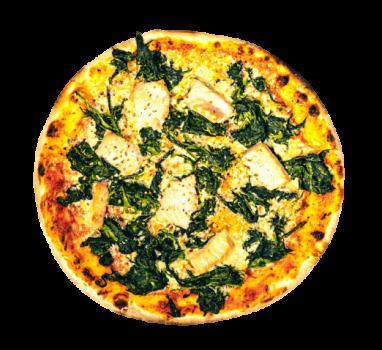 Pizza Salmone 24cm