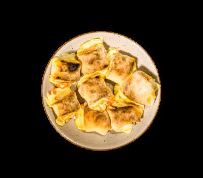 Pizzabrötchen Scampi, 8 Stück