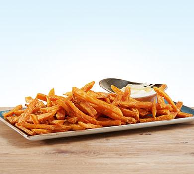 1 Pfund Süßkartoffel-Fritten