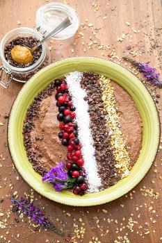 Chocolate Crush Bowl