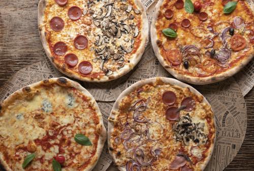 Grande Gusto  Pizza