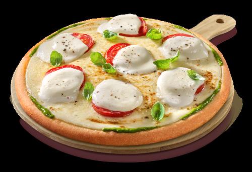 Pizza Basilika (Maxi)