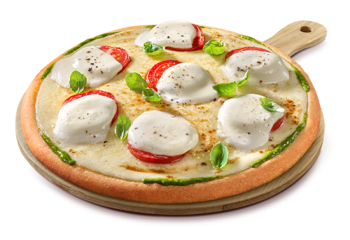 Pizza Basilika (Single)