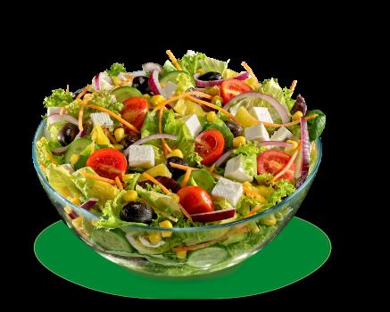 Salat Greka