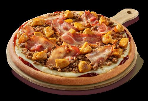Pizza Dallas (Maxi)