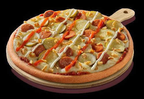 Pizza Doggys Style (Maxi)