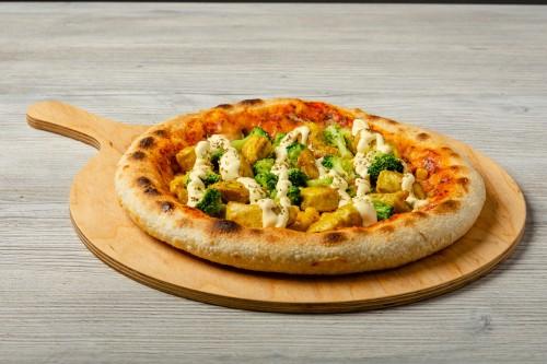 Pizza Hollandaise [36]