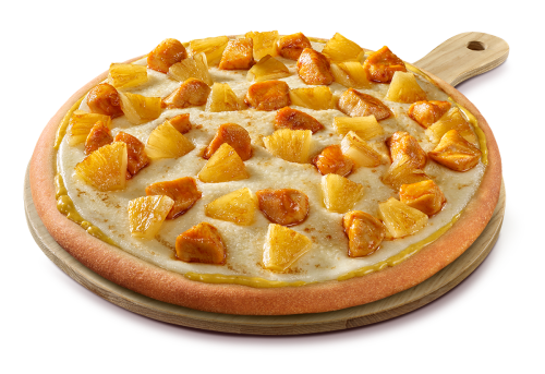 Pizza Indiana (Maxi)