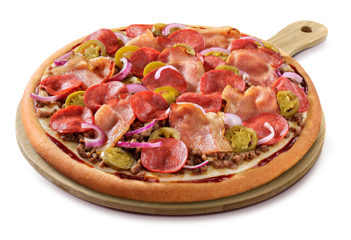 Pizza Texas (Maxi)