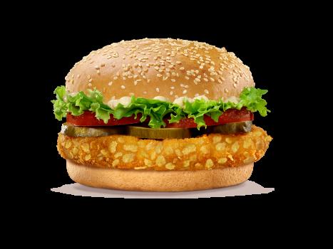 Chicken Burger Basic