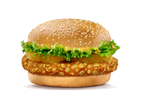 Chicken Burger Bombay