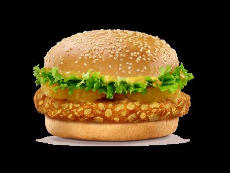Chicken Burger Bombay