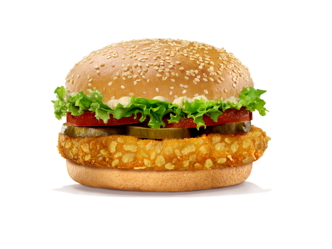 Do Your Chicken Burger Yourself