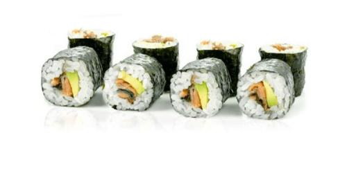 Maki Salmon Avocado  - 8 Stück