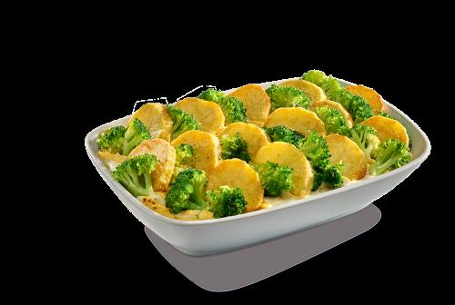 Gratin Broccoli