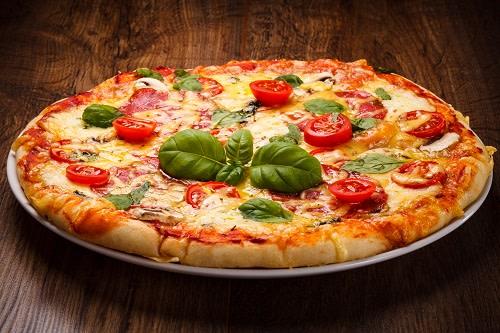 Pizza Veggi Piccante
