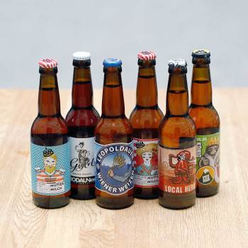 Six Pack Local Bier