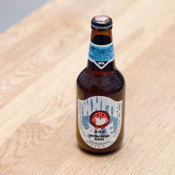 Hitachino  White Ale 330ml