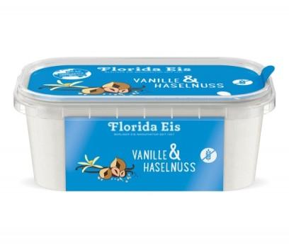 Florida Eis Vanille-Haselnuss