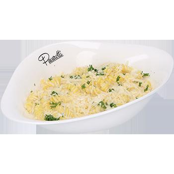 Pasta quatro formaggi
