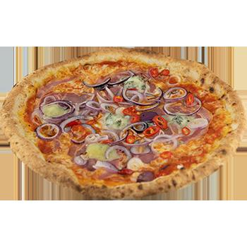 Pizza pompière