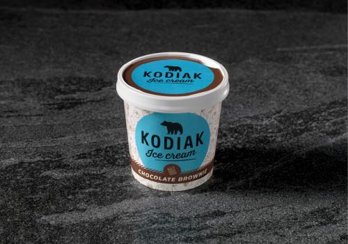 Kodiak Chocolate brownie | 125 ML