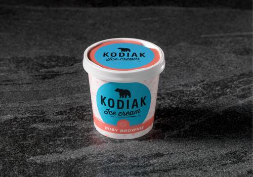 Kodiak Ruby brownie | 125 ML