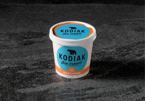 Kodiak Mandarine | 125 ML