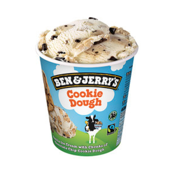 Ben & Jerry's Cookie dough - 465ml