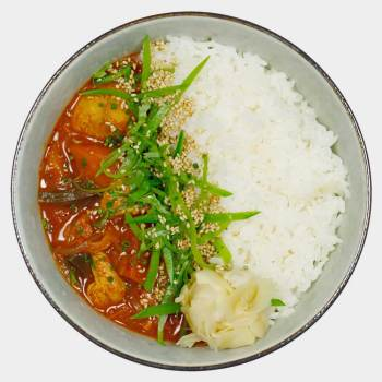 Kim Chi Stew