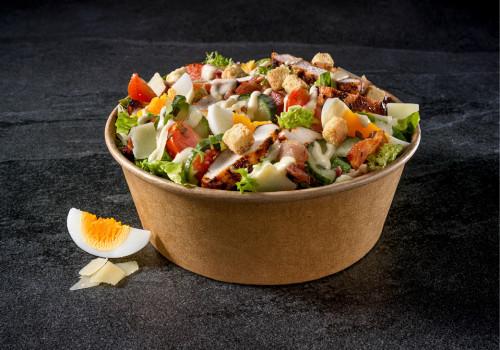 Caesar Salade | Groot