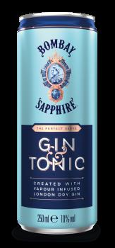 Gin Tonic 0,25l<sup>K</sup>
