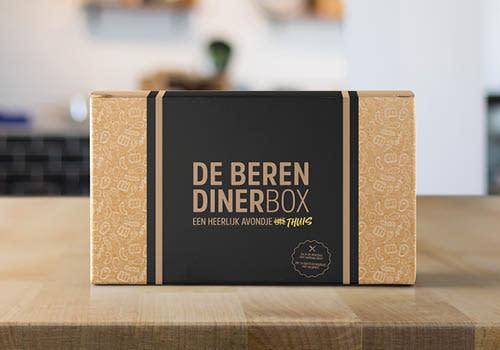 De Dinerbox (levertijd 60 - 90 minuten)