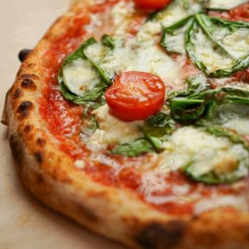 SPINACI Pizza