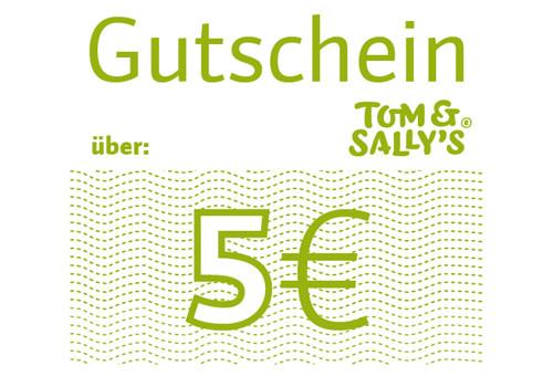 T&S Gutschein-Verkauf 5€