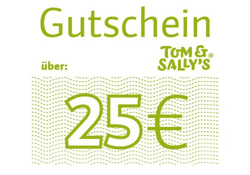 T&S Gutschein-Verkauf 25€
