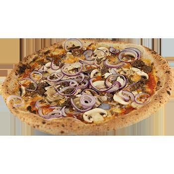 Pizza sottobosco
