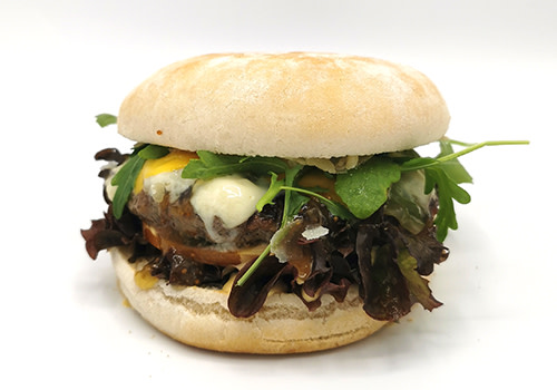Cheese Lover Burger