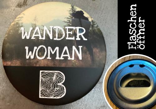 """Flaschenöffner """"Wander Woman"""""""