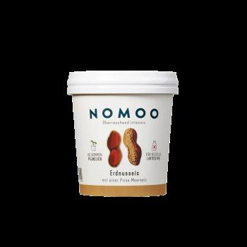 nomoo erdnuss eis