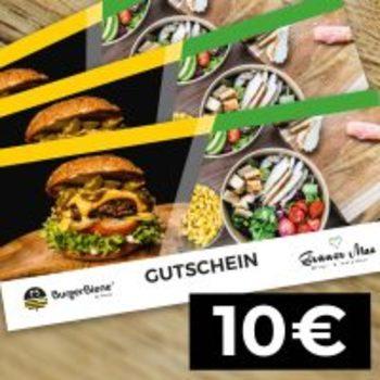 10€ Wertgutschein