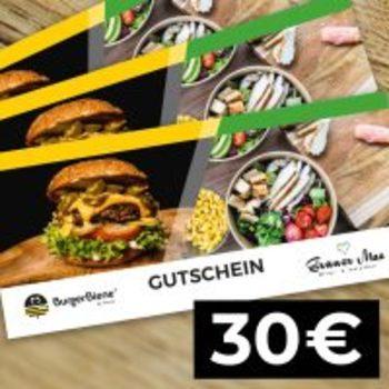 30€ Wertgutschein