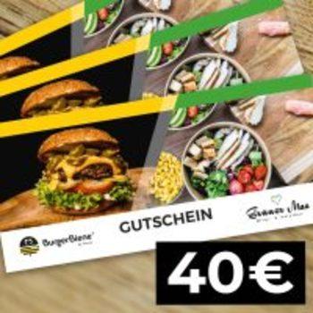 40€ Wertgutschein
